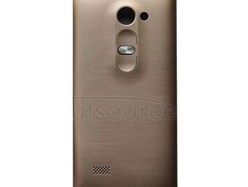 Back Cover for LG Leon / H340 (Gold)