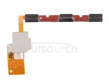 Power Button & Volume Button Flex Cable for Huawei C8816