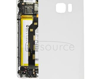Battery Back Cover  for Galaxy S6 Edge+ / G928(White)