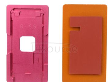 Repair Precision Screen Refurbishment Aluminium Alloy Mould Molds For iPhone 8 Plus(Pink)