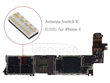 OEM Antenna Switch IC 53081 Replacement for iPhone 4