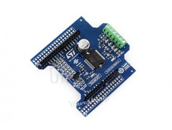 X-NUCLEO-IHM01A1, Stepper motor driver expansion