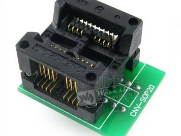 SOP8 TO DIP8 2-Units, Programmer Adapter
