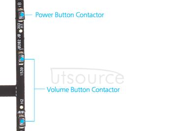 OEM Power Button Flex for Asus Zenfone Zoom ZX551ML