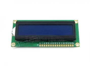 LCD1602 (3.3V Blue Backlight)