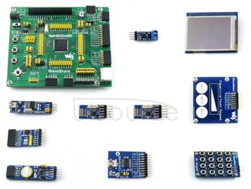Open8S208Q80 Package A, STM8 Development Board