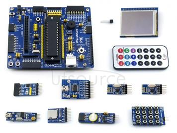 Open16F877A Package A, PIC Development Board