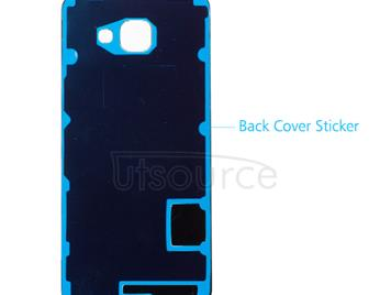 OEM Back Cover for Samsung Galaxy A7(2016) Black