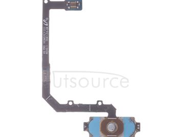 OEM Home Button Flex for Samsung Galaxy A9(2016) Gold