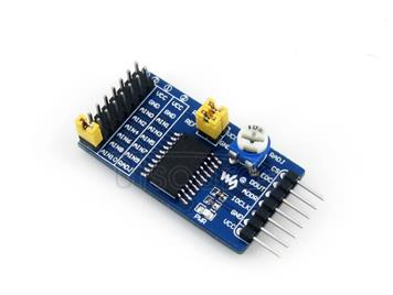 TLC1543 ADC Board
