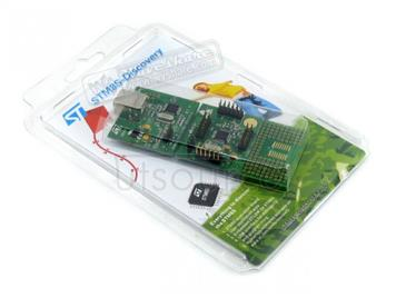 STM8S-DISCOVERY, STM8S Discovery Kit