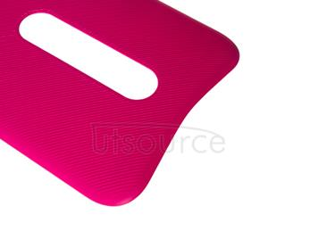 OEM Back Cover for Motorola Moto G3 Magenta