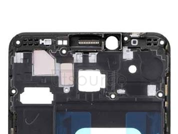 OEM LCD Supporting Frame for Samsung Galaxy C7 Dark Gray