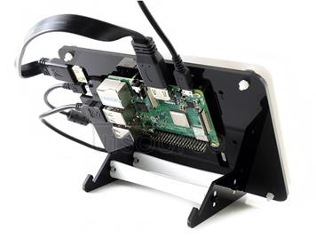 7inch HDMI LCD (B) + Bicolor case