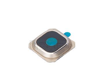OEM Camera Lens for Samsung Galaxy S6 Edge Plus Gold