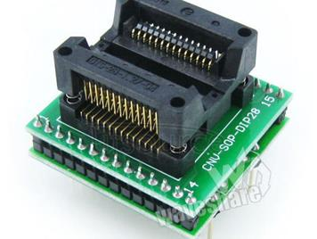 SOP28 TO DIP28 (A), Programmer Adapter
