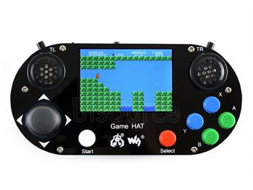 Game HAT for Raspberry Pi