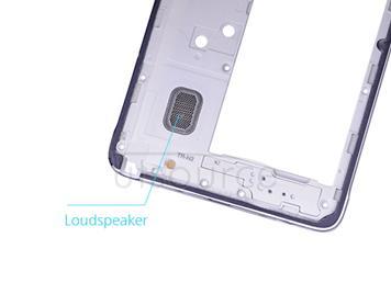 OEM Mid-frame Assembly  for Samsung Galaxy Note 4 SM-N910V Black