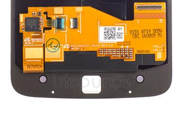 OEM LCD Screen with Digitizer Replacement for Motorola Moto Z Black