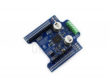 X-NUCLEO-IHM03A1, High power  stepper motor driver expansion