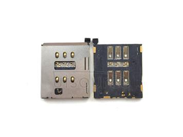 OEM SIM Card Connector for iPhone 6S