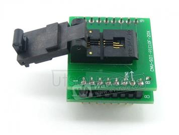 PIC SOT23 TO DIP8 (A), PIC Adapter