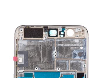OEM Middle Frame for Huawei Honor 8 Pearl White