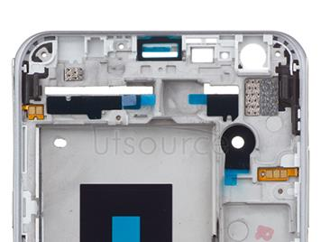 OEM LCD Supporting Frame for LG X cam Black