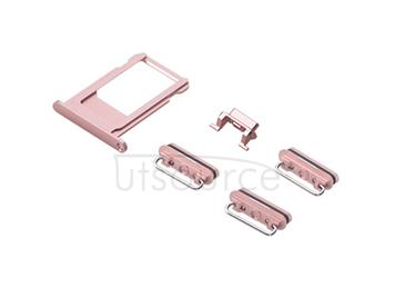 OEM Side Button Set for iPhone 6S Rose Gold