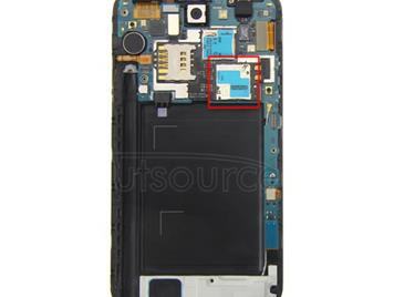 OEM SIM Card Connector for Samsung Galaxy Note 2 GT-N7100