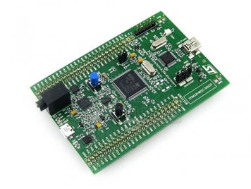 STM32F401C-DISCO, STM32F4 Discovery Kit