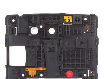 OEM Middle Cover for LG Magna White