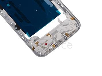 OEM Middle Frame for Motorola Moto X Style White