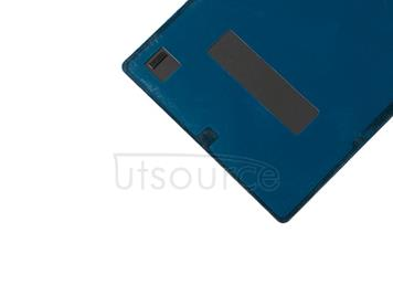 Custom Back Cover for Sony Xperia Z5 Silver
