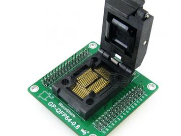 GP-QFP64-0.8, Programmer Adapter