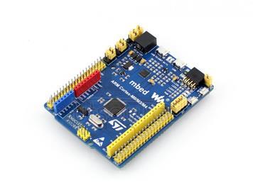 XNUCLEO-F302R8, Improved STM32 NUCLEO Board