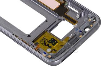 OEM Middle Frame for Samsung Galaxy S7 Edge Blue
