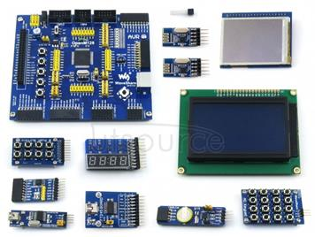 OpenM128 Package B, AVR Development Board