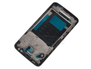 OEM LCD Supporting Frame for LG G2 Black