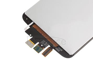 OEM LCD with Digitizer  for LG G2 D800 Black