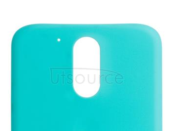Custom Battery Cover for Motorola Moto G4 Plus Mint Green
