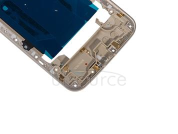 OEM Middle Frame for Motorola Moto X Style Gold