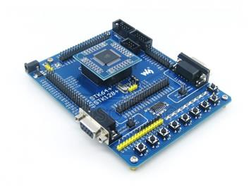 STK64+ Standard, AVR Development Board