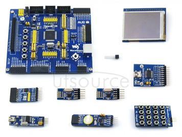 OpenM128 Package A, AVR Development Board