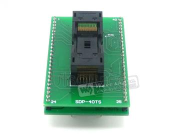 TSOP40 TO DIP40, Programmer Adapter