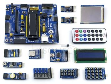 Open16F877A Package B, PIC Development Board