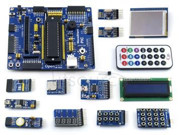 Open16F877A Package B, PIC Development Board