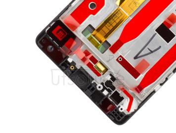 OEM Screen Replacement with Frame for Huawei P9 (Vietnam) Black