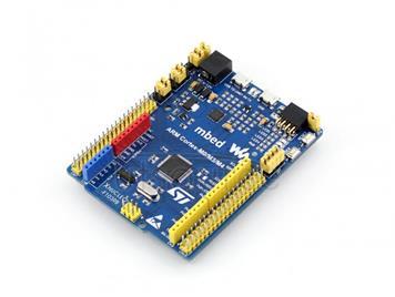 XNUCLEO-F103RB, Improved STM32 NUCLEO Board