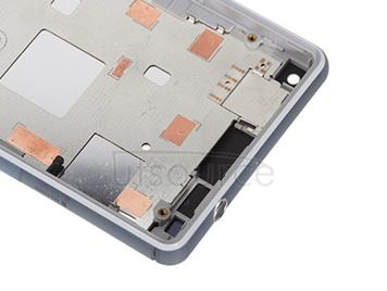 Custom LCD Screen Assembly Replacement for Sony Xperia Z3 Compact White